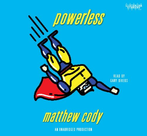 Powerless (Lib)(CD)