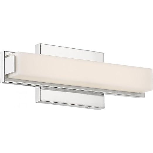 Amazon.com: Slick - Juego de 6 lámparas LED para tocador ...