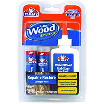 Elmers E761L Damaged Wood Repair System 12Ounce Wood Glues