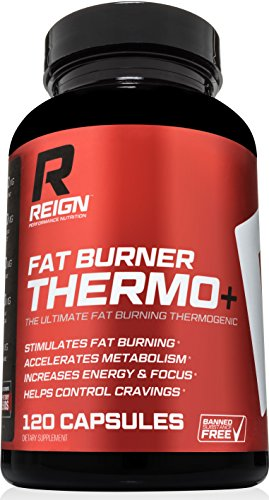 Fat-Burner-Thermo-Advanced-Thermogenic-for-Men-Women-Includes-Acetly-L-Carnitine-Green-Coffee-Garcinia-Yohimbine-120-Vegetable-Capsules