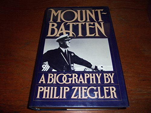 Mountbatten by Philip Ziegler