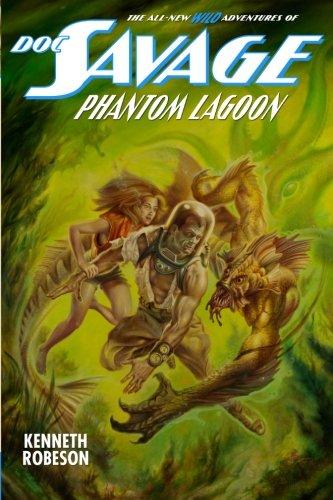 Free Doc Savage: Phantom Lagoon