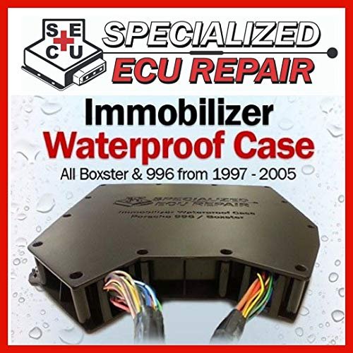 Waterproof Case for Porsche Boxster & 911 996 Immobilizer Alarm CLU Computer (Specialized Electronics)