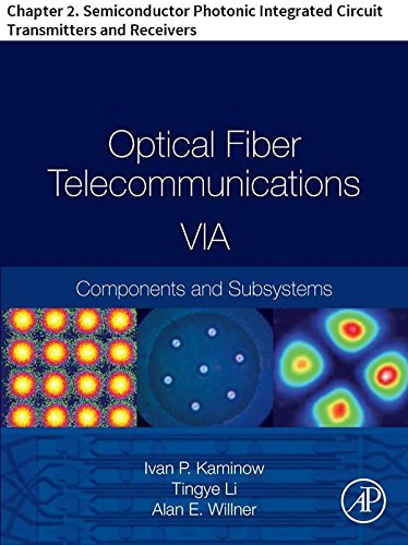 Transmitter Receiver Circuits - Optical Fiber Telecommunications VIA: Chapter 2. Semiconductor Photonic Integrated Circuit Transmitters and Receivers (Optics and Photonics)