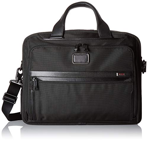 (Tumi Unisex Alpha 3 Organizer Brief Black One Size)