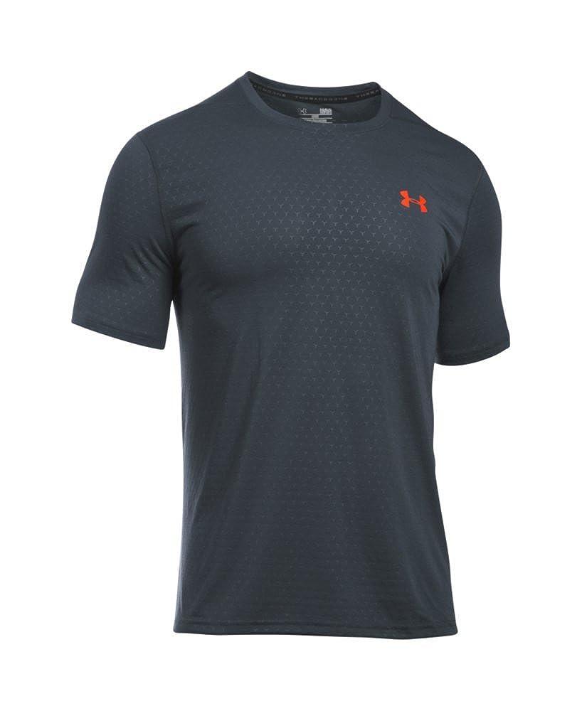 Under Armour Mens Threadborne Embossed t-Shirt