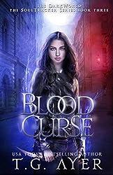 Blood Curse (DarkWorld: A Soul Tracker Novel Book 3)