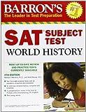 Barron's SAT Subject Test World History by Marilynn Hitchens Ph.D. (2010-09-01)