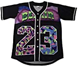 Kooy Bel Air #23 Academy 3D Print Baseball Jersey Adult Christmas Summer (Bel_Air, 2XL)