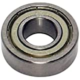"Peer Bearing 77R16  R-Series Radial Bearing, Double Shield, 1"" ID, 2"" OD, 0.5000"" Width"