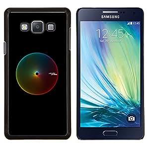 TECHCASE---Cubierta de la caja de protección para la piel dura ** Samsung Galaxy A7 ( A7000 ) ** --Colores RGB