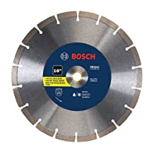 Bosch DB1041C Premium Segmented Diamond Circular Saw Blade, 10-Inch