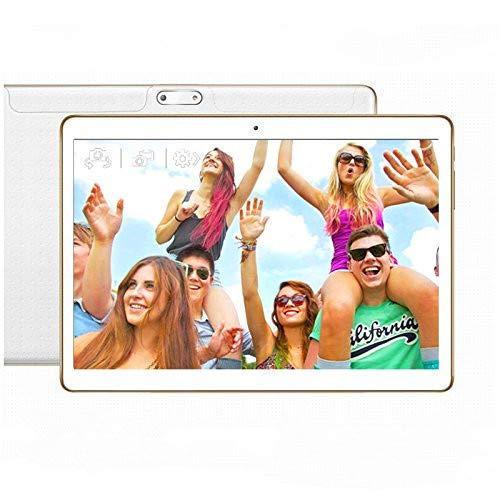 10 Inch Phablet Android Call Phone Tablet PC,Octa Core 64GB ROM 4GB RAM, Unlocked Dual Sim Card Slots, Bluetooth, WIFI…