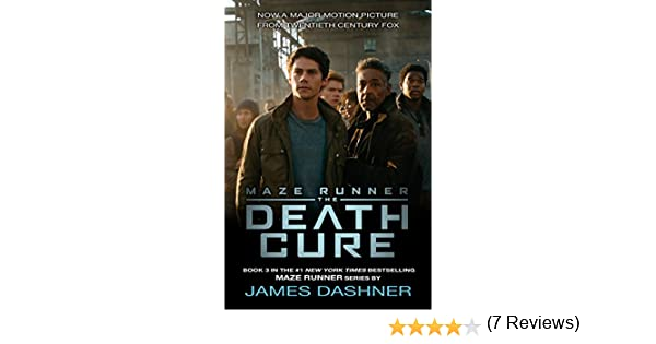 The Death Cure (The Maze Runner, Book 3) eBook: James Dashner: Amazon.es: Tienda Kindle