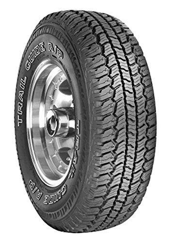 Multi-Mile TRAIL GUIDE AP All-Terrain Radial Tire - 235/70R16 106S by Multi-Mile (Image #1)