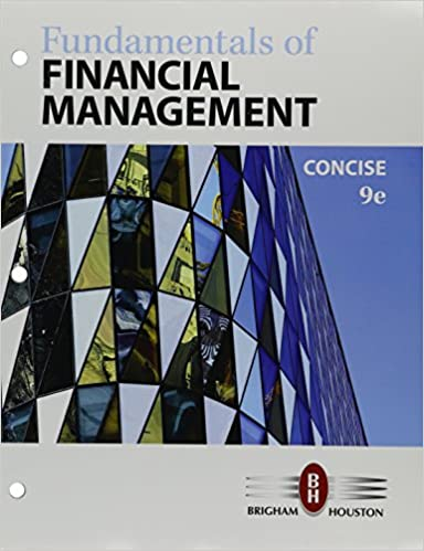 Bundle fundamentals of financial management concise loose leaf bundle fundamentals of financial management concise loose leaf version 9th lms integrated for mindtap finance 1 term 6 months printed access card fandeluxe Gallery