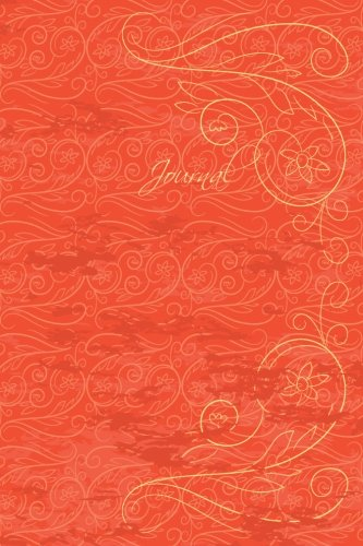 - Journal: Orange Swirl Infinity 6x9