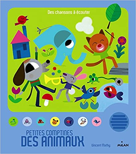 PETITES COMPTINES DES ANIMAUX pdf epub