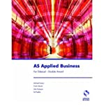 img - for AS Applied Business for Edexcel - Double Award (Business Studies S.) (Paperback) - Common book / textbook / text book
