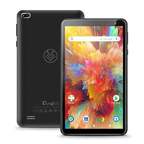 Tablet qunyiCO Y7 Android 10.0 GO 7 Pulgadas, 2GB de RAM 32 GB de Almacenamiento, cámara Dual Quad-Core 1024x600 IPS Pantalla de visualización HD, Bluetooth Wi-Fi, Google GMS Certified 3000 mAh a buen precio