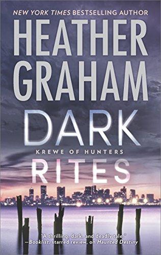 Dark Rites: A Paranormal Romance Novel (Krewe of Hunters) cover