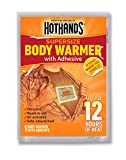 HotHands, Adhesive Body Warmers- , 80 Count Economy Pkg