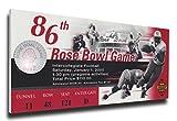 NCAA 2000 Rose Bowl Game Mega Ticket