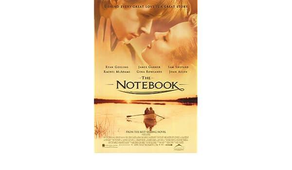 Amazon com: The Notebook 27x40 Movie Poster (2004): Prints