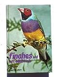 Finches and Soft-Billed Birds, Henr Bates and Bob Busenbark, 0876664214