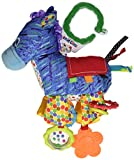 The World of Eric Carle, The Very Hungry Caterpillar On the Go Developmental Plush Horse with Sound, 12''