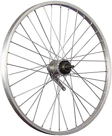 Taylor-Wheels 24 Pulgadas Rueda Trasera Bici buje 3 Freno ...