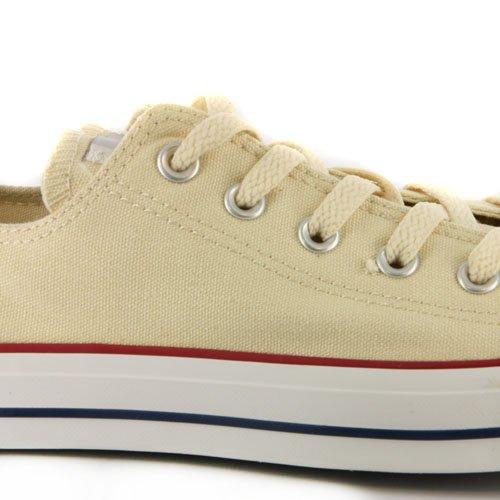 Converse All Star Chuck Taylor Cream Low Sneakers-cream