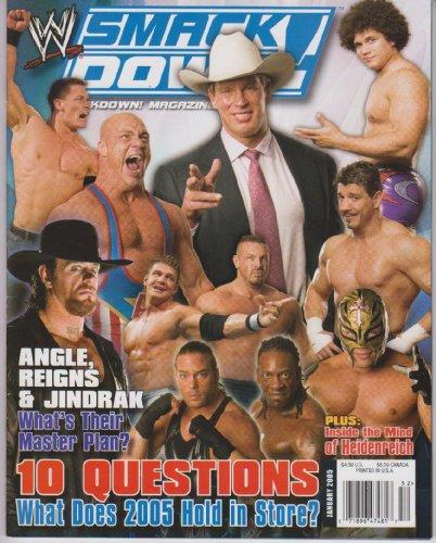 WWE Smackdown Magazine January 2005 ()