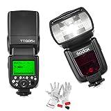 Godox TT685C Speedlite Flash with E-TTL II Autoflash for Canon EOS 5D Mark III 5D MarkII 6D 7D 60D 50D 40D 30D 650D 600D 550D 500D 450D 400D 1100D 1000D