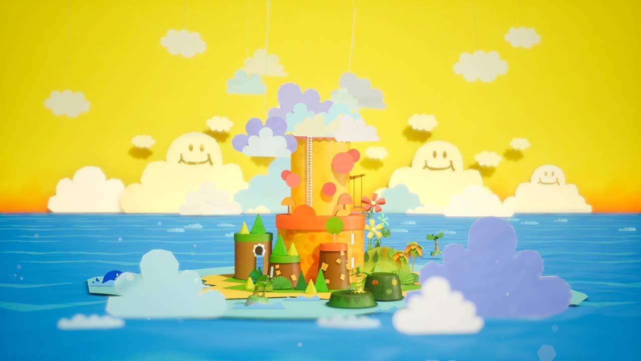 Yoshi's Crafted World - Nintendo Switch by Nintendo (Image #10)