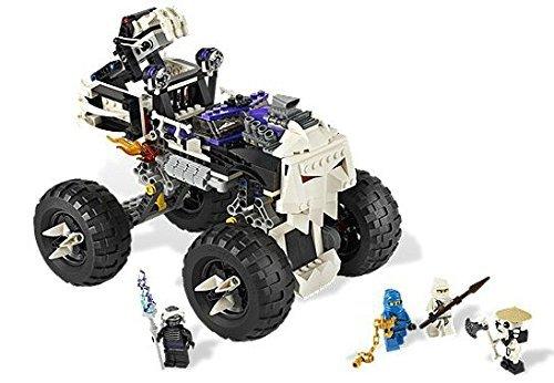 LEGO Ninjago 2506: Skull Truck by LEGO (Lego Skull Truck)