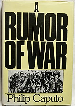 book cover of A Rumor of War