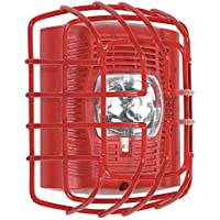 Safety Technology - Sti-9705-r - Product - Wall Mount Strobe Guard, Red by STI
