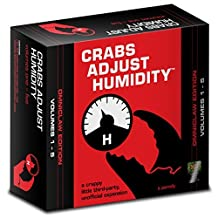 Crabs Adjust Humidity - Omniclaw Edition (includes Vol. 1-5) by Vampire Squid Cards