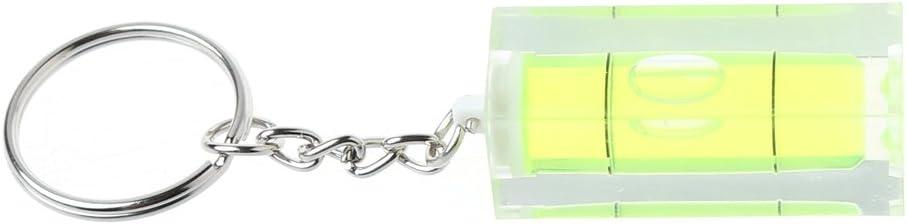 Ycncixwd Mini Wasserwaage Schlüsselanhänger Werkzeug Für Fotowandaufhängung Tv Baumarkt