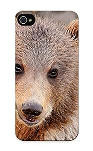 Ciwruk-6179-kfjdbfa Animal Bear Fashion Tpu Case Cover For Iphone 5/5s, Series