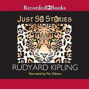 Just So Stories Audiobook