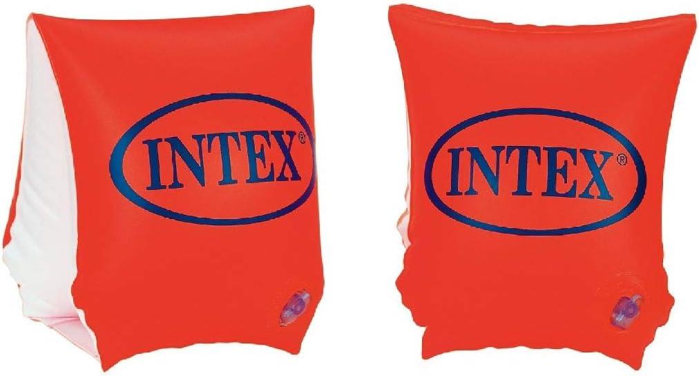 Intex 58642EU - Manguitos hinchables 23 x 15 cm, de 3 a 6 años