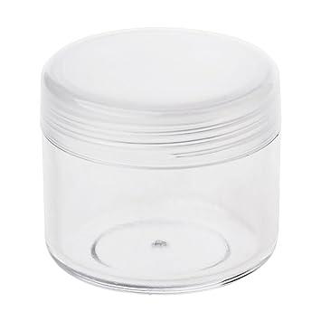 701e51e052f9 Amazon.com : OTGO 10Pcs/20Pcs/30Pcs Pack Makeup Jar Mini Sample ...
