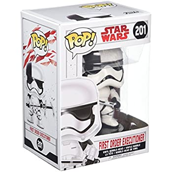 Funko POP! Star Wars: The Last Jedi - First Order Executioner Stormtrooper - Collectible Figure