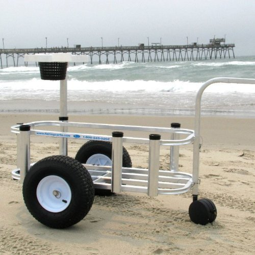 Reels on Wheels Jr. Fishing Cart