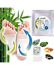 Nuubu Foot Patches, Best Natural Cleansing Foot Pads