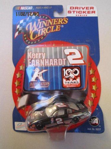 Kerry Earnhardt #2 Kannapolis Intimidators Minor League Baseball Paint Scheme Monte Carlo 1/64 Scale Diecast Dale Sr Had Ownership in Kannapolis Intimidators