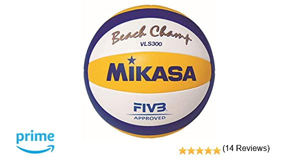 Mikasa Beach Champ VLS 300 de DVV, modelo 2018: Amazon.es ...