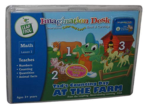 Leap Frog Imagination Desk Interactive Color and Learn